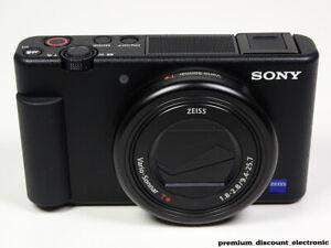 Sony ZV-1 Vlogging Kamera ZV1 Vlog Digitalkamera Zeiss Objektiv OVP