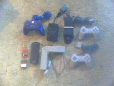 PS1 PS2 Controllers Accessories Wholesale Lot