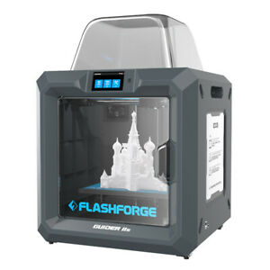 Flashforge Guider 2s 3D Printers Resume Printing Built-in HD Camera Touch Screen