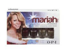 OPI mariah carey Four Mini Holiday Hits 3.75 mL / 0.13 fl oz EACH  *New w/ Box*