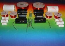 Upgrade Bauteile für Frequenzweichen ACR Isostatic RP 200
