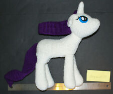 My Little Pony Rarity Handmade Plush/Doll
