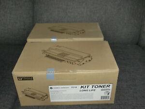 2 ST Konica Minolta TC16 Kit Toner 9967000465
