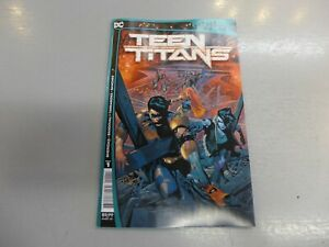Future State Teen Titans #1 1st Appearance of Red X, Cybeast DC Comics
