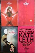 SEX CRIMINALS #9,10,11,12 1ST PRINTING  UNREAD NM 4 BOOK LOT IMAGE COMICS