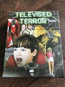Televised Terror Blu Ray Volume 1 Box Set Vinegar Syndrome Region A