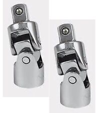 "Michigan Industrial 1/4"" Universal Joint Socket. 2 Pc"