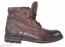 DOLCE GABBANA BOOTS BROWN - SIZE US 6 - NEW WITH BOX