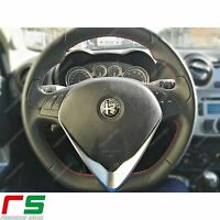 alfa mito giulietta 2014 kit volante ADESIVI decal sticker tuning carbonlook