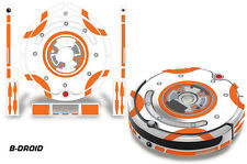 Skin Decal Wrap For iRobot Roomba 650/655 Vacuum Stickers Accessory Kit B-DROID