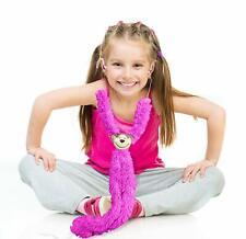 Monkey Buds Plush Earbuds - Pink