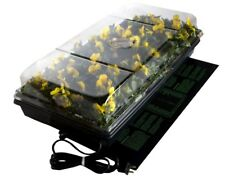 Germination Station Set Seed Starter Kit Hydroponic Growing System Heating Mat