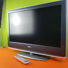 """Sony Bravia LCD TV Flat Screen 32"""" Television Remote Stand Clean KDL-32S2010"""
