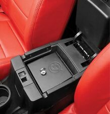 Jeep Wrangler JK Steel Tape Safe Steel Centre Console Lockable Bestop 11