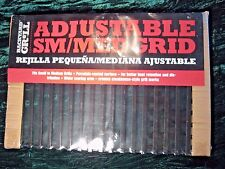 Gas Grill Grid Replacement Small / Medium Grills Porcelain Coated NEW