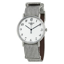 Tissot T-Classic Everytime White Dial Mens Watch T1094101803200