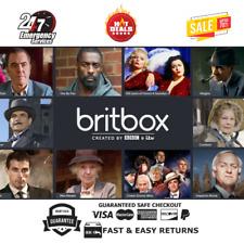 Britbox TV USA | CA Account✔️3Years✔️InstantDelivery🔥FREEGIFT🔥READ DESCRIPTION