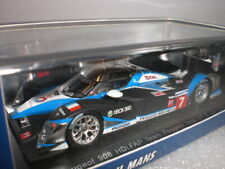 Spark 1288 - Peugeot 908 HDI FAP LM 2009 #7 - 1:43 Made in China