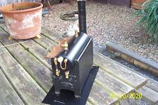 Stuart 504 Boiler with new ceramic burner and base plate