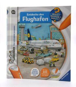 Tiptoi® Ravensburger Lernbuch - Wieso? Weshalb? Warum? 2: Entdecke den Flughafen