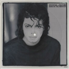 Michael Jackson ‎– Man In The Mirror Limited Edition square Picture Disc