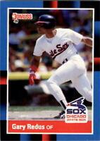1988 Gary Redus Donruss Baseball Card #370