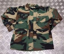 Kids Army Combat Action Style Childrens Military Jacket Assorted Colours - NEW