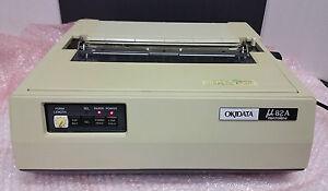 Okidata U82A Microline Printer