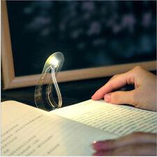 Reading book bookmark reading lamp creative portable small night light ODFA