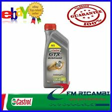 OLIO MOTORE CASTROL GTX ULTRACLEAN 10W40 A3/B4 1LT - 1 LITRO