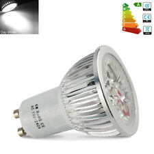 Super Bright GU10 MR16 LED Bulbs 6W Spotlight 50W Spot Bulb Warm Day White Lamp