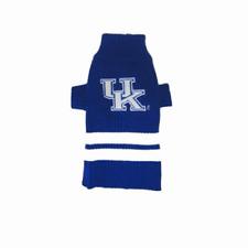 Kentucky Wildcats NCAA Pets First Dog Pet Acrylic Winter Sweater Sizes XS-L