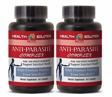 herbal concentrate - ANTI-PARASITE COMPLEX  -  ingredients blend - 2 Bottle, 120