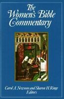 Women's Bible Commentary by Newsom, Carol A. -ExLibrary