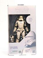 "Star Wars Black Series #99 Carbonized First Order Jet Trooper 6"" Figure Walmart"