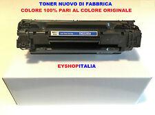 TONER PER HP LASERJET PRO M 1139 MFP, M 1200 COMPATIBILE CE285A NON ORIGINALE