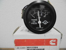3972769 Cummins Pressure Gauge