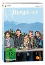 DER BERGDOKTOR TV-Serie Hans Sigl STAFFEL Season 10 - 3 DVD Box Neu