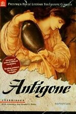 "Sophocles ""Antigone"" Life in Ancient Thebes Greece Oedipus Eteocles Polyneices"