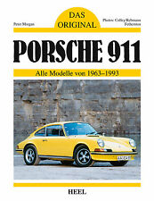 Porsche 911 - Das Original 1963-1993 (Ur-G 964 SC Carrera RS Turbo S) Buch book