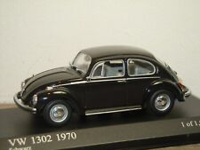 VW Volkswagen 1302 Beetle 1970 - Minichamps 1:43 in Box *39603
