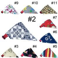 Dogs Puppy Bandana Collar Cat Pet Adjustable Neck Scarf Neckerchief