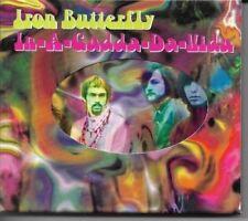 CD: Iron Butterfly In-a-Gadda-da-vida, DISC NEAR MINT, BMG VERSION, NO UPC