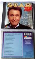 PETER ALEXANDER Die großen Erfolge / StarGold .. CD TOP