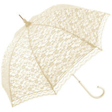 Romantica Lace Umbrella - Ivory