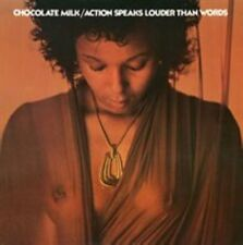 Chocolate Milk - Action Speaks Louder Than Words - New CD