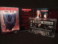 NECROBIOSIS My Soul / 1994 / MC CASSETTE ( EX ) SUFFOCATION, CARBONIZED, TARANIS