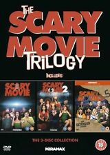 Scary Movie - 1 to 3 UK DVD