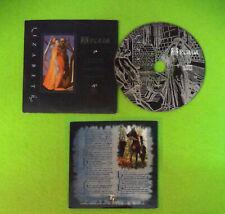CD Singolo ARCANA Lizabeth CARD SLEEVE sweden COLD MEAT INDUSTRY no mc dvd (S23)