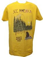 New Yellowstone National Park Mens Sizes S-M-L-XL-2XL Licensed Shirt
